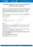 Giải bài tập Góc - cạnh - Góc SGK Hình học 7 tập 1