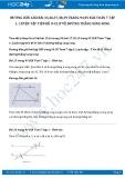 Giải bài tập Luyện tập tiên đề ơ-clit về đường thẳng song song SGK Hình học 7 tập 1