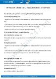 Giải bài tập Hợp kim SGK Hóa học 12