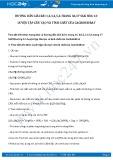Giải bài tập Luyện tập cấu tạo và tính chất của Cacbohiđrat SGK Hóa học 12