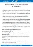 Giải bài tập Sự ăn mòn kim loại SGK Hóa học 12