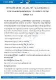 Giải bài tập Vị trí của kim loại trong bảng tuần hoàn và cấu tạo của kim loại SGK Hóa học 12
