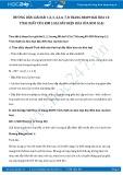 Giải bài tập Tính chất của kim loại - Dãy điện hóa của kim loại SGK Hóa học 12