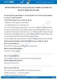 Giải bài tập Sự nở vì nhiệt của vật rắn SGK Vật lý 6