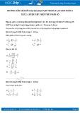 Giải bài tập Luyện tập phép trừ phân số SGK Đại số 6 tập 2