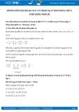 Giải bài tập Phép nhân phân số SGK Đại số 6 tập 2
