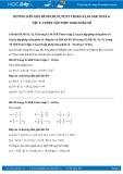 Giải bài tập Luyện tập phép chia phân số SGK Đại số 6 tập 2