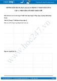 Giải bài tập Phép cộng và phép nhân (tiếp theo) SGK Đại số 6 tập 1