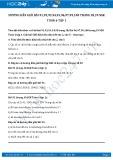 Giải bài tập Dấu hiệu chia hết cho 2, cho 5 SGK Đại số 6 tập 1