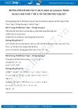 Giải bài tập Ôn tập chương 4 Biểu thức đại số SGK Đại số 7 tập 2