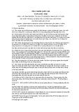 Tiêu chuẩn Quốc gia TCVN 3166:2008