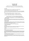 Tiêu chuẩn nhà nước TCVN 2220-1:2008 - ISO 8826-1:1989