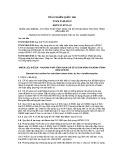 Tiêu chuẩn Quốc gia TCVN 3180:2013