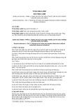 Tiêu chuẩn Quốc gia TCVN 2263-1:2007 - ISO 2768-1:1989