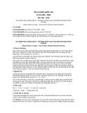 Tiêu chuẩn Quốc gia TCVN 2309:2009