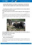 Giải bài tập Vai trò của thực vật đối với động vật và đối với đời sống con người SGK Sinh học 6