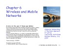 Computer Networking - Chapter 6: Wireless and Mobile Networks