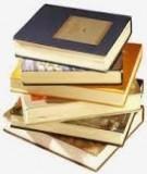 Giáo trình Phân tích hoạt động kinh doanh: Phần 1 - PGS.TS. Trương Bá Thanh