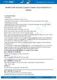 Hướng dẫn giải bài 1,2,3 ,4,5,6 ,7 trang 115,116 SGK Hóa 11