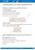 Giải bài tập Về góc SGK Hình học 6 tập 2