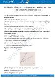 Giải bài tập Tia phân giác của một góc SGK Hình học 6 tập 2