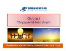 Bài giảng Kế toán chi phí: Chương 1 - Nguyễn Hoàng Phi Nam