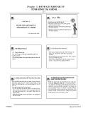 Bài giảng Phân tích hoạt động tài chính: Chương 2 - ThS. Nguyễn Quốc Nhất