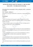 Hướng dẫn giải bài 2 trang 101 SGK Địa lí 11