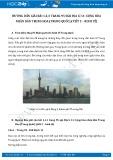 Hướng dẫn giải bài 1,2,3 trang 95 SGK Địa lí 11