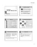 Bài giảng Hệ thống thông tin kế toán P3: Chương 3 - Đỗ Thị Thanh Ngân (học kỳ hè)