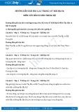 Hướng dẫn giải bài 1,2,3 trang 147 SGK Địa lí 8