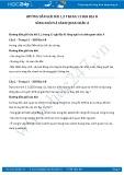 Hướng dẫn giải câu hỏi 1,2 trang 13 SGK Địa lí 8