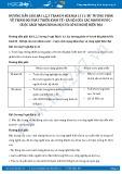 Hướng dẫn giải bài 1,2,3 trang 9 SGK Địa lí 11