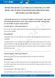 Hướng dẫn giải bài 1,2 trang 58 SGK Địa lí 10