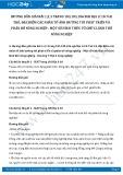 Hướng dẫn giải bài 1,2,3 trang 106 SGK Địa lí 10