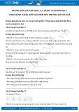 Hướng dẫn giải câu hỏi 1,2 trang 59 SGK Địa lí 7