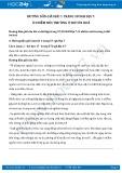 Hướng dẫn giải bài 1,2 trang 58 SGK Địa lí 7