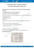 Hướng dẫn giải bài 1,2 trang 49 SGK Địa lí 7