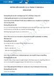 Hướng dẫn giải bài 1,2,3,4 trang 72 SGK Địa lí 6