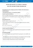 Hướng dẫn giải bài 1,2,3,4 trang 57 SGK Địa lí 6