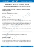 Hướng dẫn giải câu hỏi 1,2,3,4,5 trang 51 SGK Địa lí 6