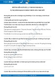 Hướng dẫn giải bài 1,2 trang 8 SGK Địa lí 6