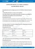 Hướng dẫn giải bài 1,2,3,4 trang 45 SGK Địa lí 6