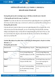Hướng dẫn giải bài 1,2,3 trang 11 SGK Địa lí 6