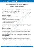 Hướng dẫn giải bài 1,2,3,4 trang 79 SGK Địa lí 6