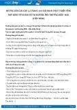Hướng dẫn giải bài 1,2 trang 144 SGK Địa lí 9