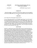 Nghị quyết số: 01/NQ-CP năm 2017