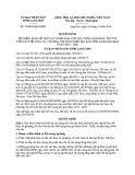 Quyết định số: 52/2016/QĐ-UBND năm 2016