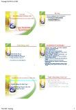 Bài giảng Quản trị thương hiệu: Chương 6 - ĐH Công nghiệp TP.HCM