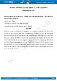 Hướng dẫn giải bài tập Ôn tập giữa học kì II SGK Tiếng Việt 2